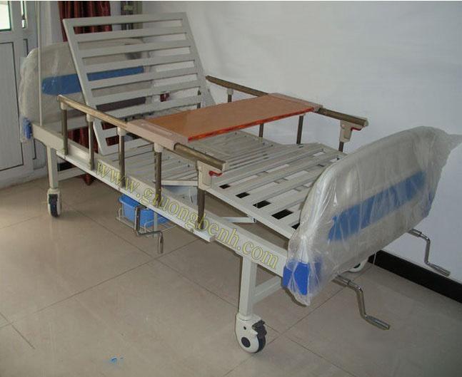 Giường Nikita DCN03